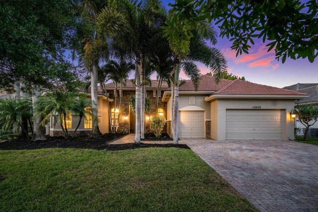 10650 Versailles Boulevard, Wellington, FL 33449 (MLS #RX-10706464) :: The Jack Coden Group