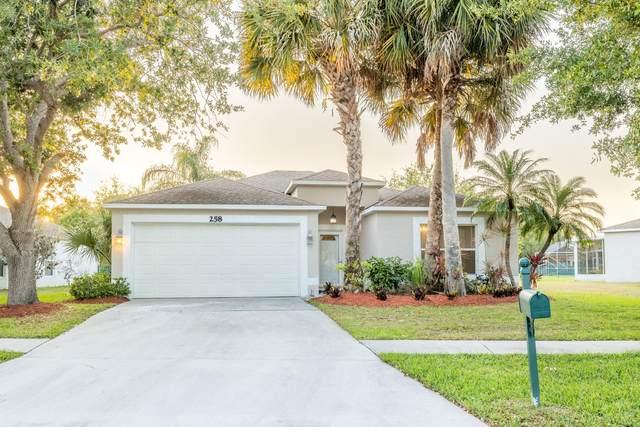 258 SW Panther Trace, Port Saint Lucie, FL 34953 (#RX-10706467) :: Baron Real Estate