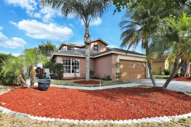 6367 Lansdowne Circle, Boynton Beach, FL 33472 (MLS #RX-10706468) :: The Paiz Group