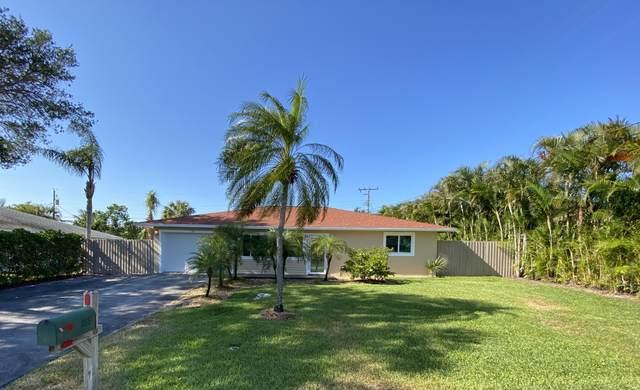 355 Church Road, Tequesta, FL 33469 (#RX-10706471) :: The Rizzuto Woodman Team