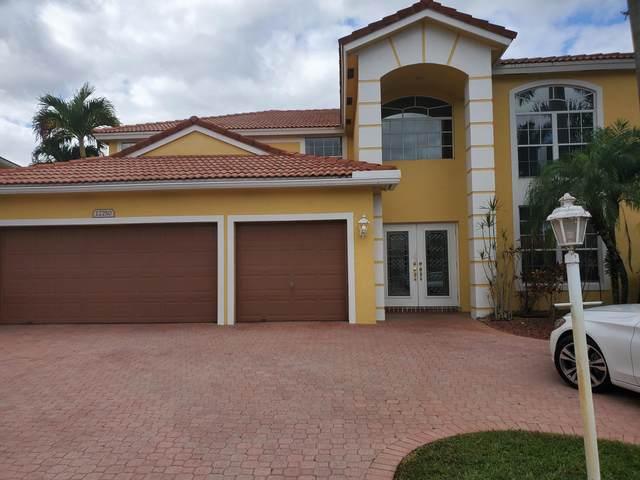 12750 Yardley Drive, Boca Raton, FL 33428 (MLS #RX-10706473) :: Berkshire Hathaway HomeServices EWM Realty