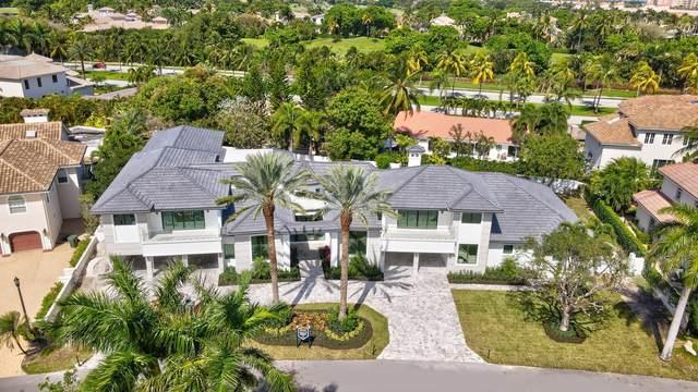 231 Thatch Palm Drive, Boca Raton, FL 33432 (MLS #RX-10706474) :: Castelli Real Estate Services