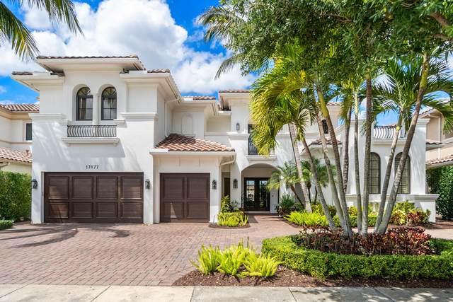 17877 Key Vista Way, Boca Raton, FL 33496 (MLS #RX-10706487) :: Berkshire Hathaway HomeServices EWM Realty