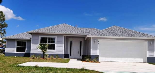 3611 SW Rosser Boulevard, Port Saint Lucie, FL 34953 (MLS #RX-10706492) :: The Paiz Group