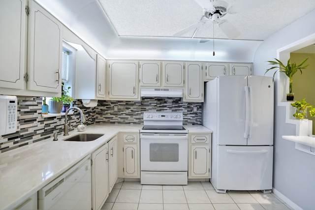 9440 SW 8th Street #206, Boca Raton, FL 33428 (#RX-10706502) :: Ryan Jennings Group