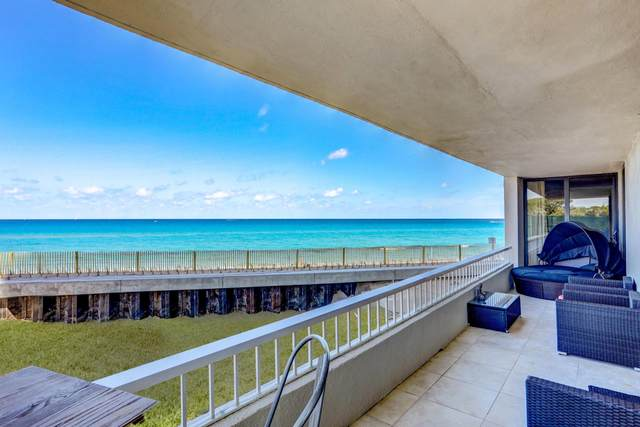 5540 N Ocean Drive 1 C, Singer Island, FL 33404 (#RX-10706525) :: DO Homes Group