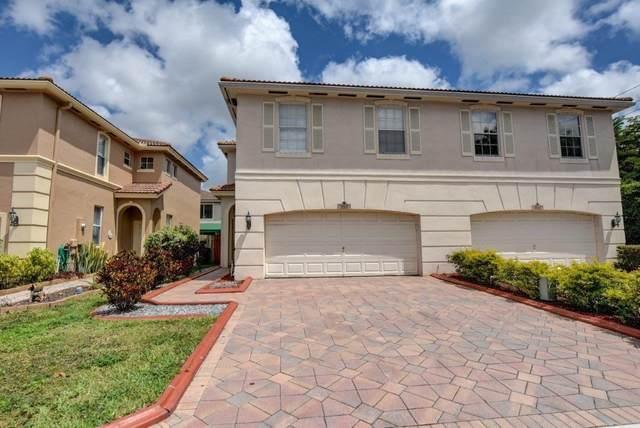 3551 Morningside Place, Coconut Creek, FL 33073 (MLS #RX-10706543) :: Berkshire Hathaway HomeServices EWM Realty