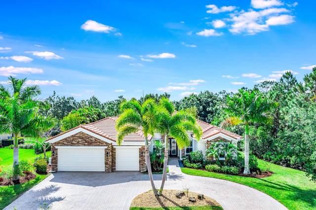 7599 SE Belle Maison Drive, Stuart, FL 34997 (#RX-10706551) :: Baron Real Estate