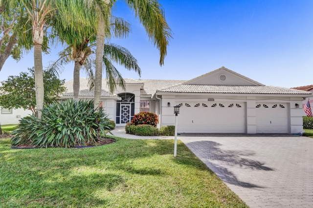 Address Not Published, Lake Worth, FL 33467 (MLS #RX-10706564) :: The Jack Coden Group