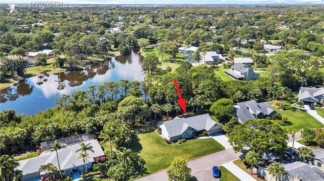 718 NE Dahoon Terrace, Jensen Beach, FL 34957 (#RX-10706588) :: Baron Real Estate
