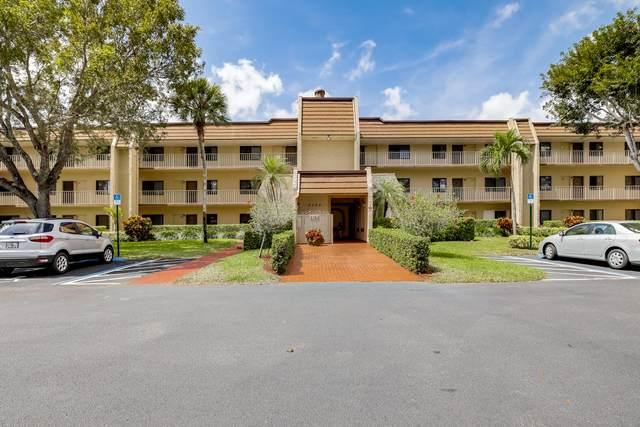 4284 Deste Court #203, Lake Worth, FL 33467 (MLS #RX-10706617) :: The Jack Coden Group