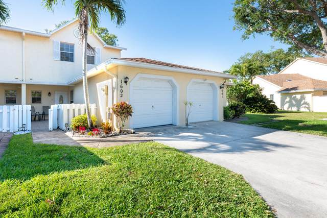 1602 Maplewood Drive, Greenacres, FL 33415 (#RX-10706621) :: Heather Towe | Keller Williams Jupiter