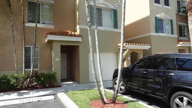 11031 Legacy Boulevard #101, Palm Beach Gardens, FL 33410 (#RX-10706645) :: Dalton Wade