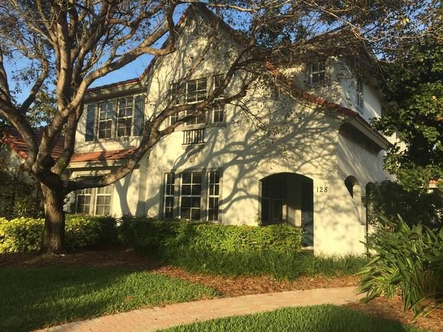 128 Evergrene Parkway 5-B, Palm Beach Gardens, FL 33410 (#RX-10706666) :: The Rizzuto Woodman Team