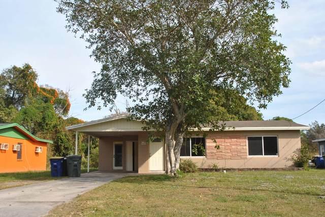 402 N 21st Street, Fort Pierce, FL 34950 (#RX-10706699) :: Baron Real Estate