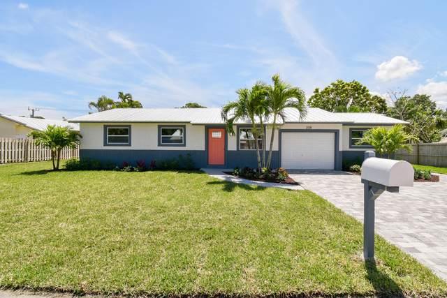 208 River Terrace Drive, Jupiter, FL 33469 (#RX-10706717) :: Baron Real Estate