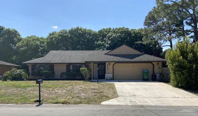5701 Eastwood Drive, Fort Pierce, FL 34951 (#RX-10706727) :: Real Treasure Coast