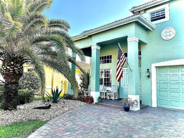 5207 SE Graham Drive, Stuart, FL 34997 (MLS #RX-10706728) :: Berkshire Hathaway HomeServices EWM Realty