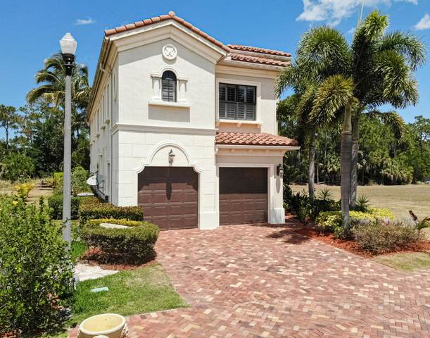 120 SE Strada Cervaro, Port Saint Lucie, FL 34952 (#RX-10706729) :: Real Treasure Coast