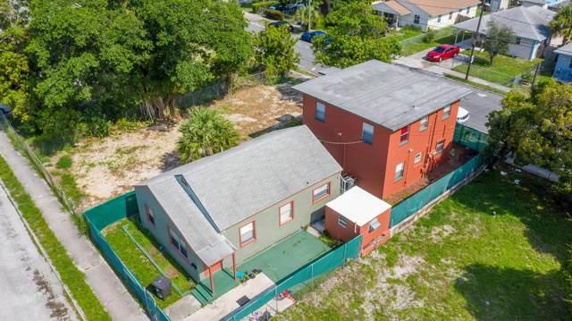 1013 State Street, West Palm Beach, FL 33407 (#RX-10706781) :: Posh Properties