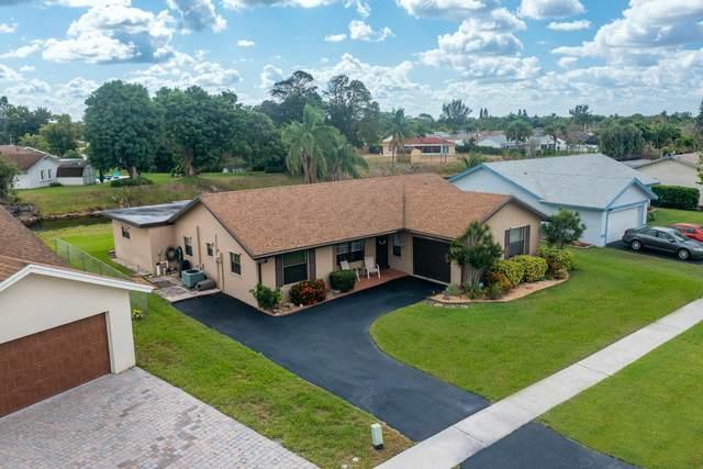 19350 Carolina Circle, Boca Raton, FL 33434 (#RX-10706788) :: Dalton Wade