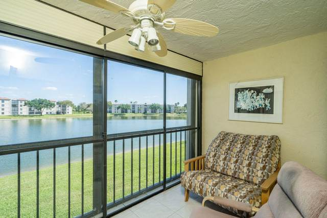6193 Pointe Regal Circle #207, Delray Beach, FL 33484 (#RX-10706797) :: The Rizzuto Woodman Team