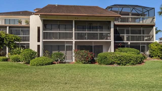 3351 Twin Lakes Terrace #105, Fort Pierce, FL 34951 (#RX-10706810) :: Baron Real Estate