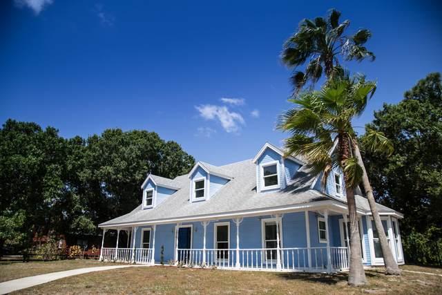 416 E Weatherbee Road S, Fort Pierce, FL 34982 (#RX-10706813) :: Baron Real Estate