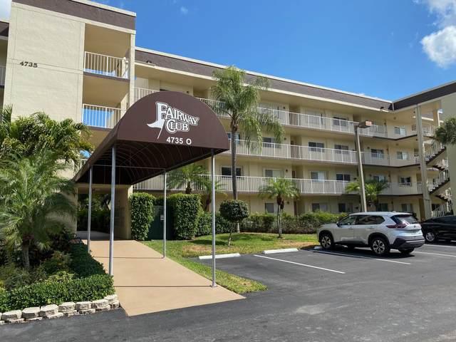 4735 Lucerne Lakes Boulevard #410, Lake Worth, FL 33467 (#RX-10706823) :: Dalton Wade
