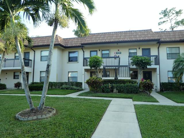 7281 Golf Colony Court #203, Lake Worth, FL 33467 (#RX-10706827) :: Dalton Wade