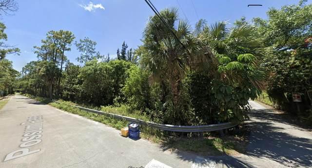 0 Possum Pass, West Palm Beach, FL 33413 (MLS #RX-10706832) :: The Jack Coden Group