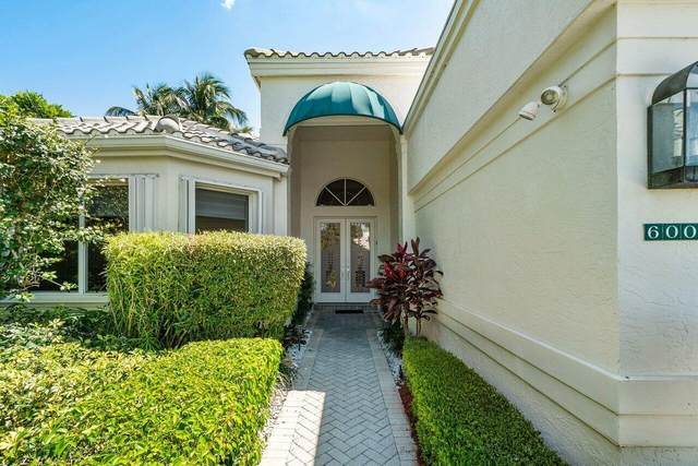 6001 NW 24th Terrace, Boca Raton, FL 33496 (MLS #RX-10706833) :: The Jack Coden Group