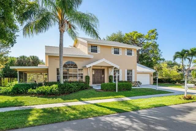 1801 Las Casas Road, Boca Raton, FL 33486 (#RX-10706838) :: The Power of 2 | Century 21 Tenace Realty