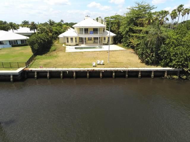 2900 Au Soleil Avenue, Gulf Stream, FL 33483 (#RX-10706841) :: Ryan Jennings Group