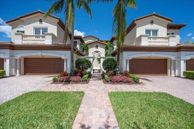 103 Tresana Boulevard #13, Jupiter, FL 33478 (#RX-10706854) :: Ryan Jennings Group