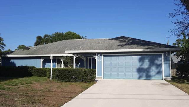 3043 SW Summer Avenue, Palm City, FL 34990 (#RX-10706856) :: Baron Real Estate