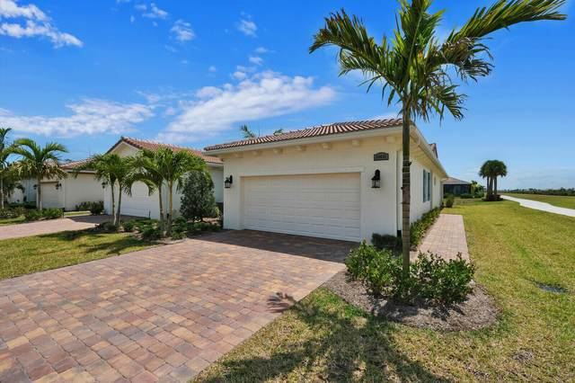 24031 SW Firenze Way, Port Saint Lucie, FL 34986 (#RX-10706859) :: Dalton Wade