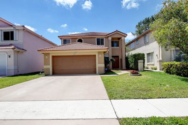 10468 Sunstream Lane, Boca Raton, FL 33428 (MLS #RX-10706866) :: Berkshire Hathaway HomeServices EWM Realty