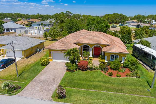 5761 NW Esau, Port Saint Lucie, FL 34953 (MLS #RX-10706875) :: The Jack Coden Group