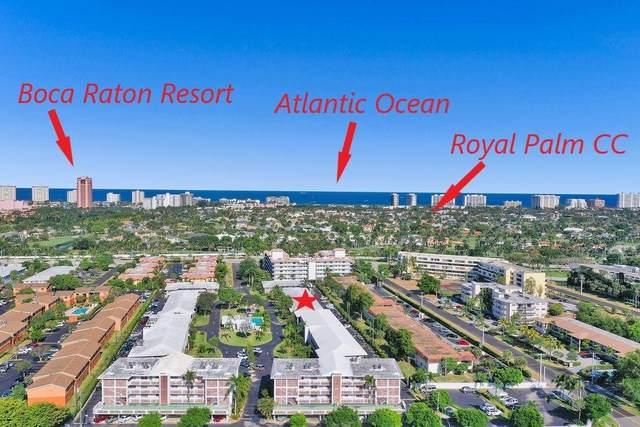 30 SE 13th Street A1, Boca Raton, FL 33432 (#RX-10706882) :: Dalton Wade