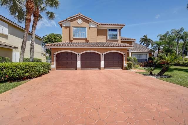 19565 Black Olive Lane, Boca Raton, FL 33498 (MLS #RX-10706895) :: Berkshire Hathaway HomeServices EWM Realty
