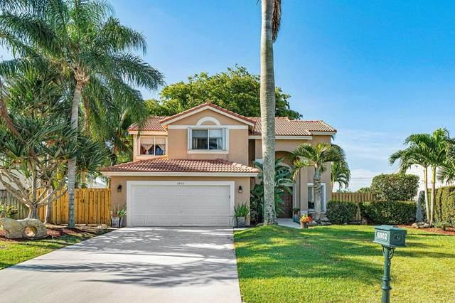 6902 Dearborn Place, Boynton Beach, FL 33437 (MLS #RX-10706896) :: Berkshire Hathaway HomeServices EWM Realty