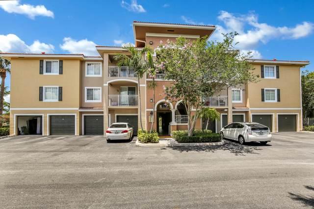 6434 Emerald Dunes Drive #203, West Palm Beach, FL 33411 (MLS #RX-10706902) :: Berkshire Hathaway HomeServices EWM Realty