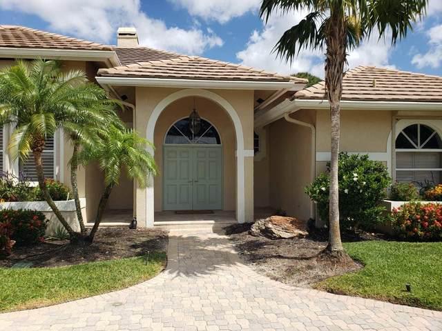4449 Gleneagles Drive, Boynton Beach, FL 33436 (MLS #RX-10706903) :: Berkshire Hathaway HomeServices EWM Realty