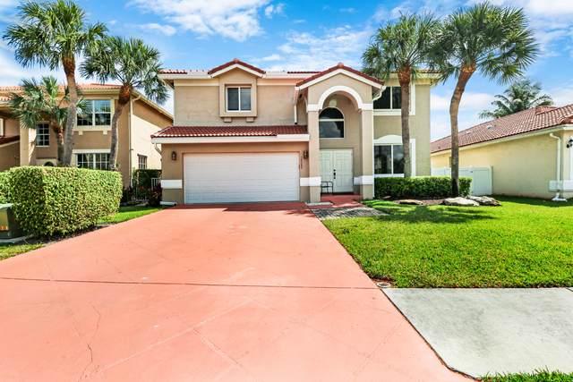 18288 Coral Isles Drive, Boca Raton, FL 33498 (MLS #RX-10706905) :: Berkshire Hathaway HomeServices EWM Realty