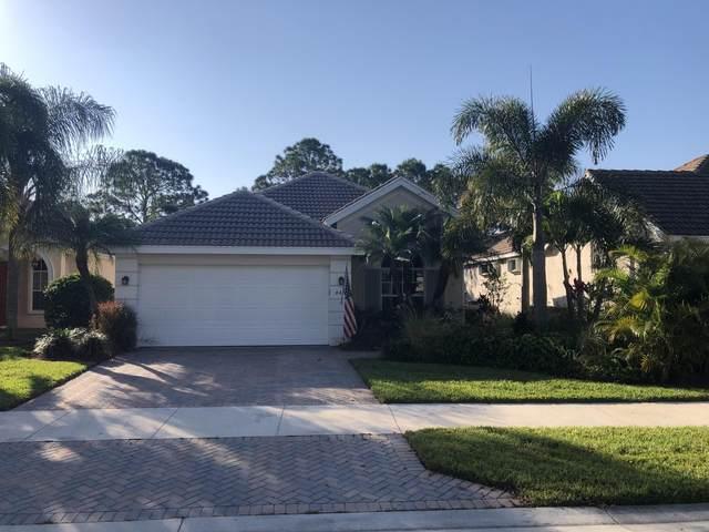 843 SW Munjack Circle, Port Saint Lucie, FL 34986 (#RX-10706912) :: Baron Real Estate