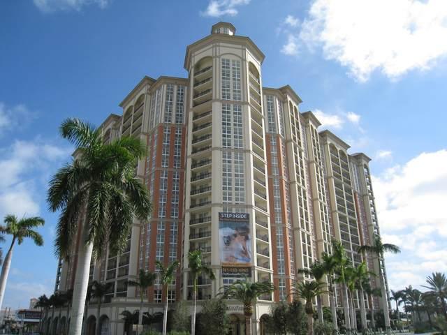 550 Okeechobee Boulevard #1008, West Palm Beach, FL 33401 (MLS #RX-10706950) :: Berkshire Hathaway HomeServices EWM Realty