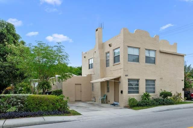 607 6th Avenue Avenue S, Lake Worth, FL 33460 (MLS #RX-10706954) :: The Paiz Group