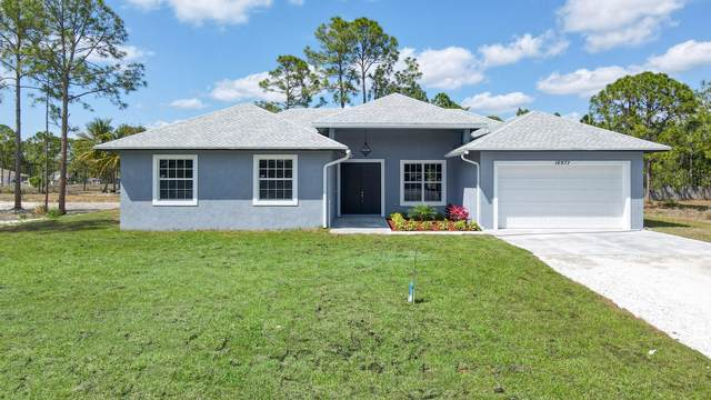 16977 76th Street N, The Acreage, FL 33470 (#RX-10706962) :: The Power of 2   Century 21 Tenace Realty