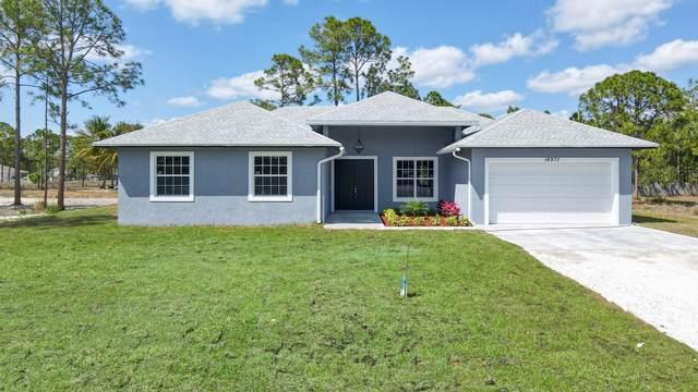 16977 76th Street N, The Acreage, FL 33470 (MLS #RX-10706962) :: Berkshire Hathaway HomeServices EWM Realty